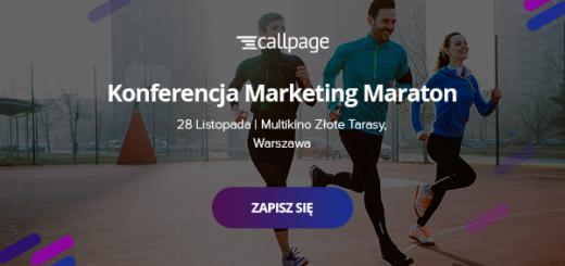 Startuje Marketing Maraton - Mayko partnerem konferencji! (2)