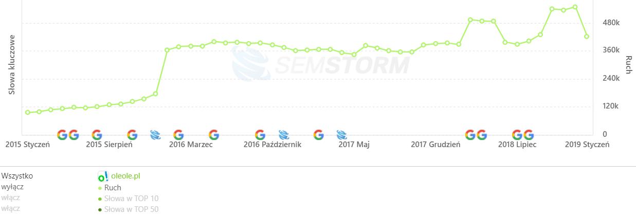[oleole.pl] Analiza stron _ SEMSTORM