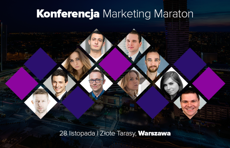 Startuje Marketing Maraton - Mayko partnerem konferencji!