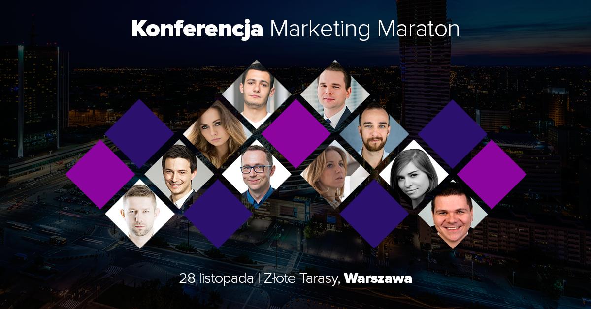 Startuje Marketing Maraton - Mayko partnerem konferencji!