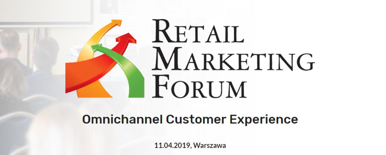 """Mayko patronem medialnym """"Retail Marketing Forum"""""""