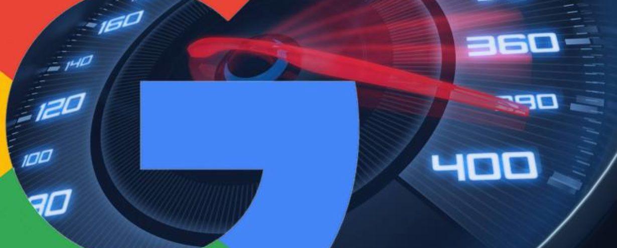 Google Speed Update w końcu ruszył
