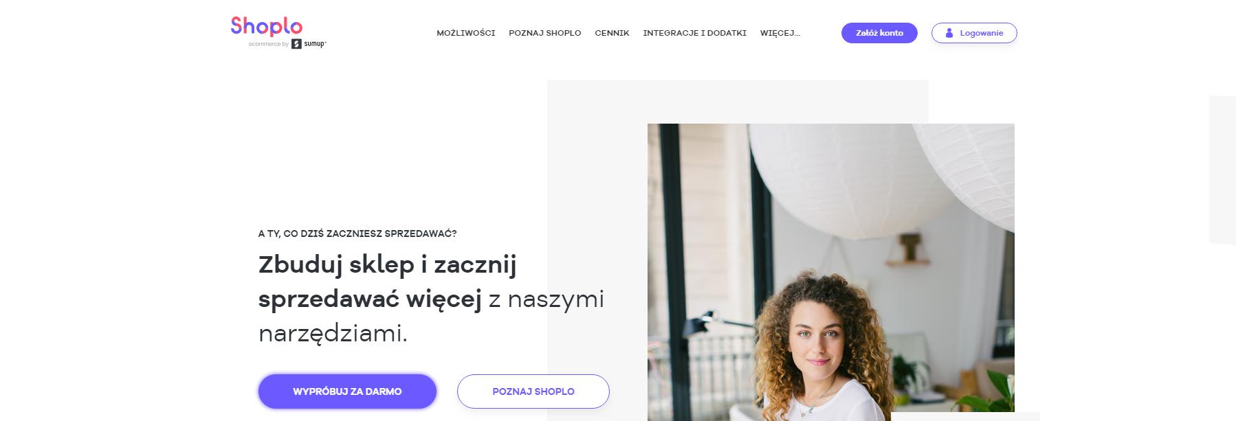Platforma SaaS Shoplo