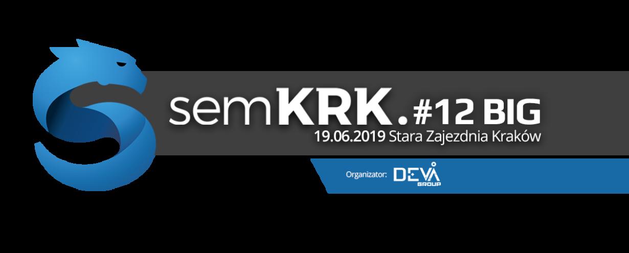 semKRK BIG #12 i rozdanie nagród semKRK awards!
