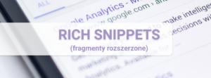 Rich snippets: zwiększanie CTR w sklepie internetowym