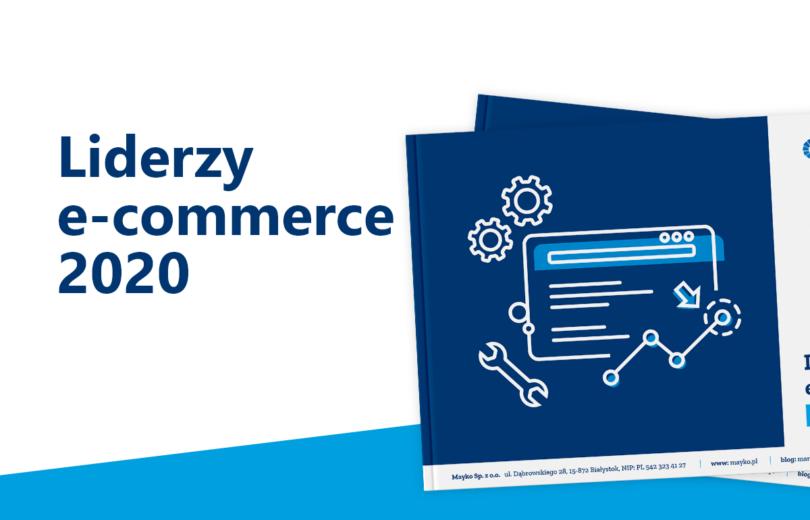 Raport SEO od Mayko - Liderzy ecommerce 2020