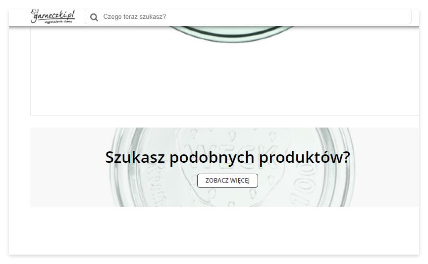 podobne produkty w sklepie Garneczki.pl